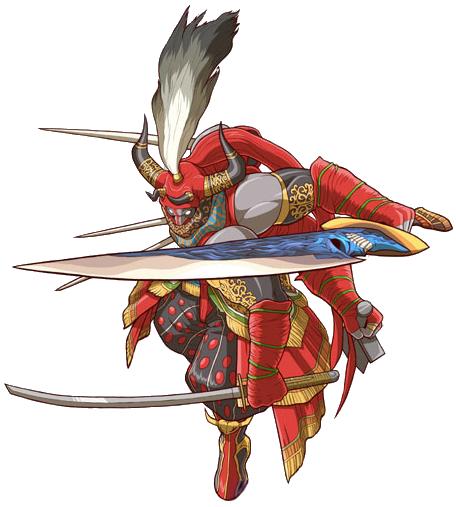 Gilgamesh (Revenant Wings)