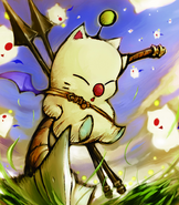 LoV Moogle Artwork