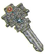 Mystic Key FFIII Art