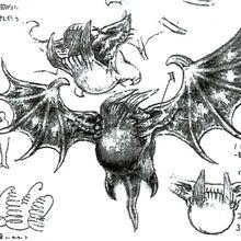Red Bat FFVIII Sketch.jpg