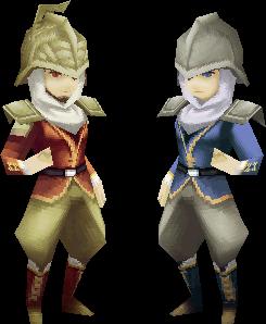 Biggs e Wedge (Final Fantasy IV)