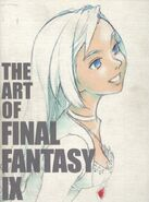 The Art of Final Fantasy IX Cover