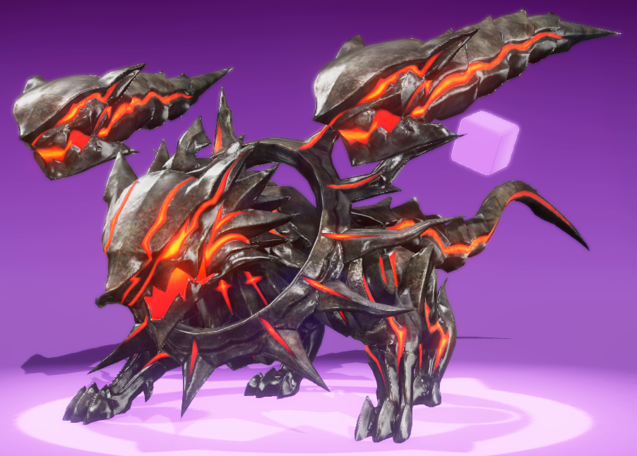Cerberus (World of Final Fantasy)