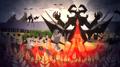 Daemon plague depicted in FFXV Episode Ardyn Prologue
