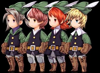 Ranger (Final Fantasy III)