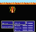 FFIII NES Flames of Fury