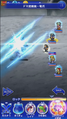 FFRK Doma Sword Dance Dragon Claw