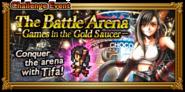 FFRK The Battle Arena Banner