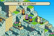 FFTA Steal Gil