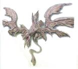 FFXIII2 enemy Deathgaze