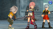 Hope Lightning Seven from DFFOO