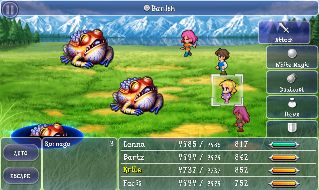 Oblio (Final Fantasy V)