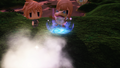 WoFF Windswept Mire toad magic