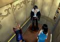 Balamb Garden elevator from FFVIII Remastered