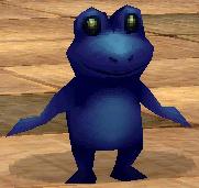 Cid Toad render ffiv ios