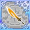 FFAB Warrior's Sword FFX SSR