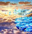 FFBE Clouds of Lasting Light BG