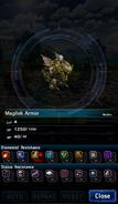 FFBE Magitek Armor Analyze 3