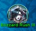 FFDII Dark Shiva Blizzard Rush III icon