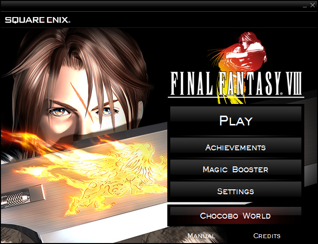 FFVIII 2013 Main Menu Launcher.png
