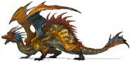 FFXIV Dragon