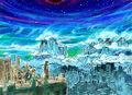 Final Fantasy Unlimited preliminary illustration 3