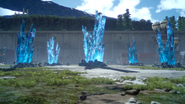 Meteorshards in Perpetouss Keep from FFXV