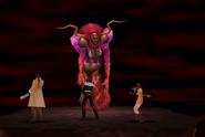 Sorceress C from FFVIII Remastered