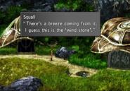Wind Stone location in Shumi Village from FFVIII Remastered
