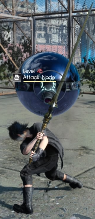 Attack Node (Final Fantasy XV)