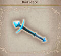 Bravely Default Rod of Ice