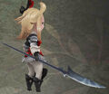 Bravely Default Silver Glaive