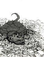 FFIII Manga Land Turtle