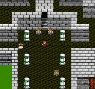 FFII Fynn Castle NES