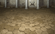 FFIV PSP Castle Battle