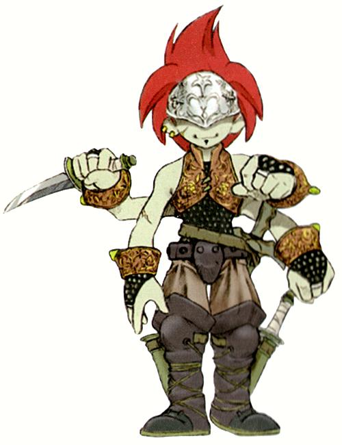 Gilgamesh (Final Fantasy IX)