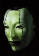Magitek Trooper Face Artwork for FFXV