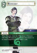 Miounne 5-067R from FFTCG Opus