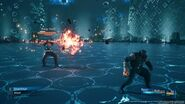 Point Blank Activating from FFVII Remake