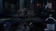 Ravus battle in FFXV