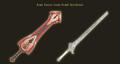 Rune Fencer Great Sword