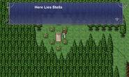 Stella's Grave