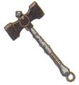 Thor's Hammer FFII Art