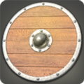 Vintage Round Shield from Final Fantasy XIV icon