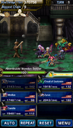 FFBE Diving Bomb