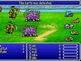 Final Fantasy IV statuses