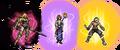 FFRK Ultimate++ Kam'lanaut, Yuna, & Vaan DFF