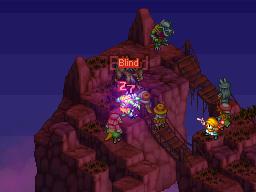 Blind Shell