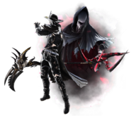 Reaper render from Final Fantasy XIV