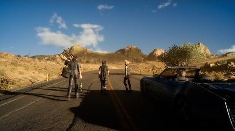 UNCOVERED:FINAL FANTASY XV Trailer JP